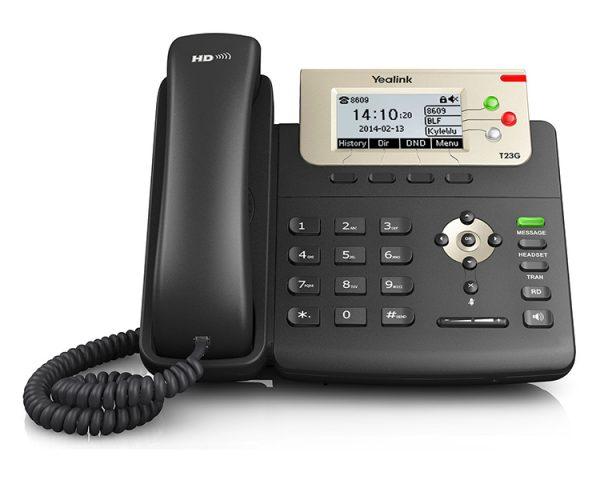 Yealink T23G IP Phone (SIP-T23G)