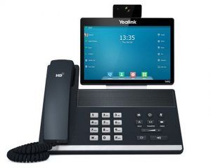Yealink T49G IP Video Phone (SIP-T49G)