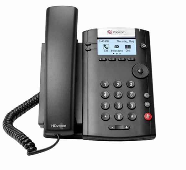 Polycom VVX201 IP Phone