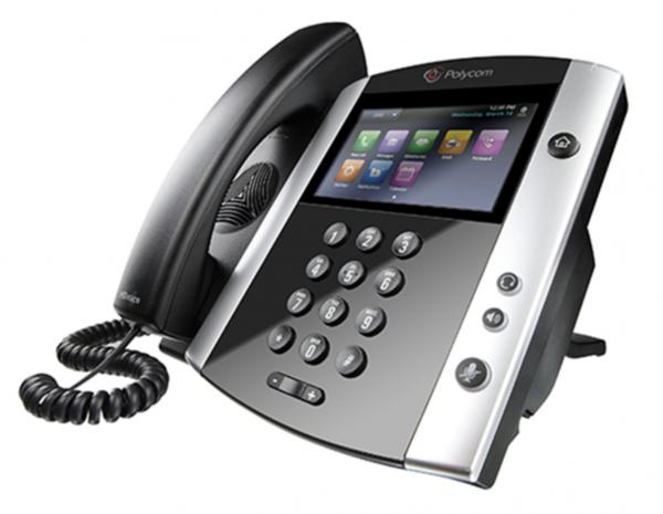 Polycom VVX601 IP Phone